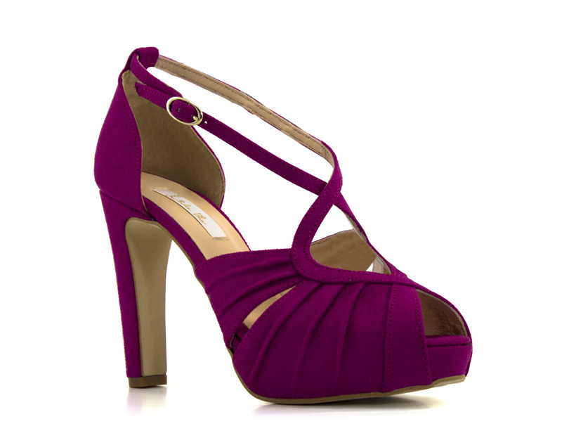 Zapatos morados o malva - Moda nupcial - Foro Bodas.net