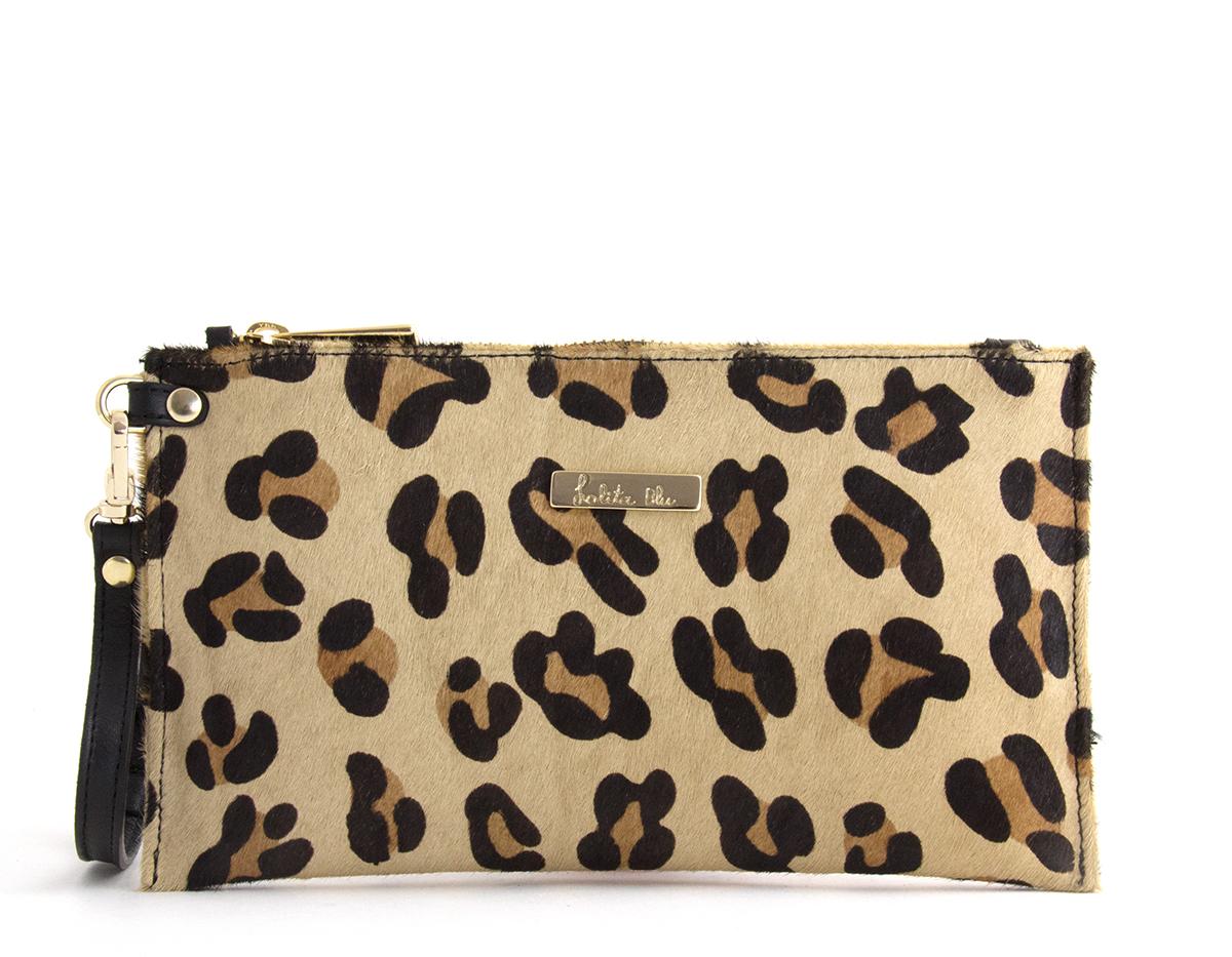 a6aa118317a Bolso mano leopardo Guadalupe LolitaBlu